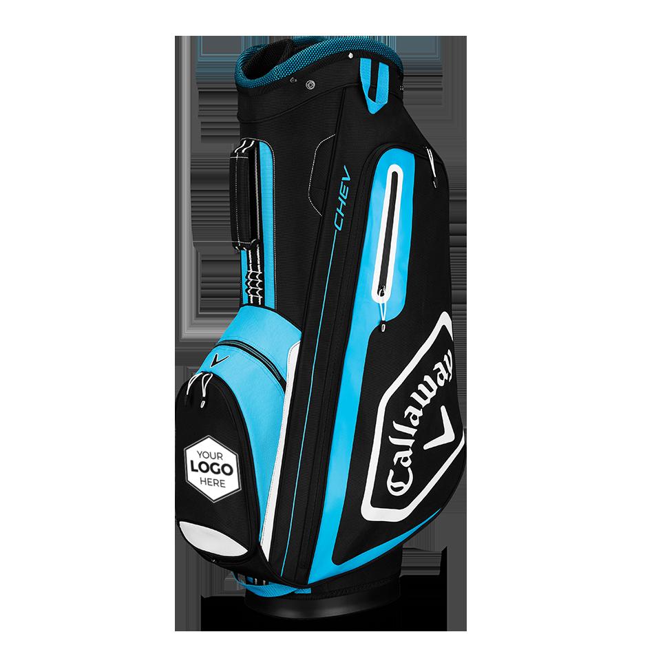 Chev Logo Cart Bag - Featured