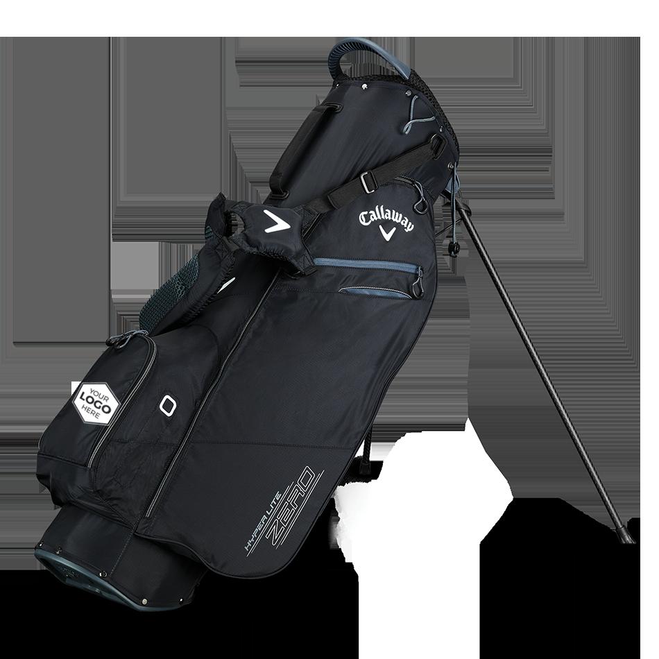 Hyper-Lite Zero Single Strap Logo Stand Bag - Featured