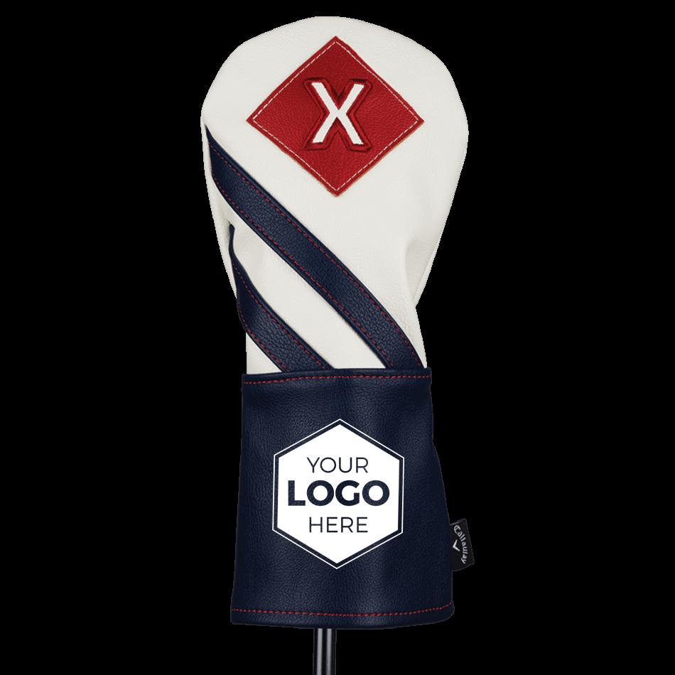 2018 Vintage Fairway Wood Logo Headcover - View 2