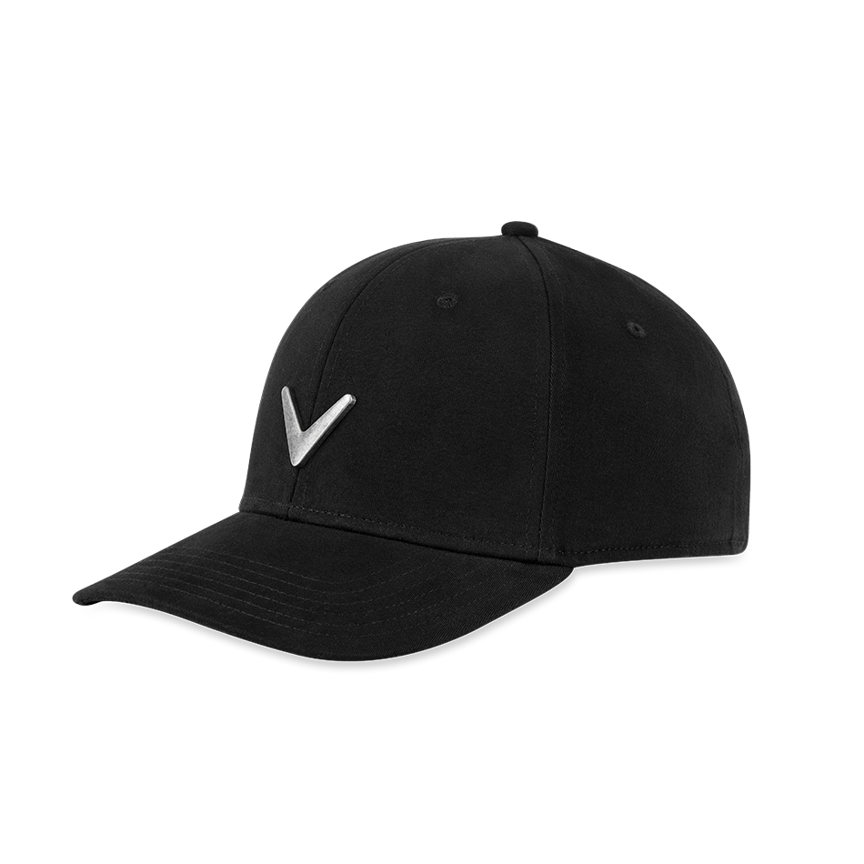 Metal Icon Adjustable Cap - Featured
