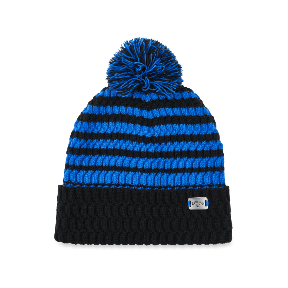 Pom Pom Beanie - Featured