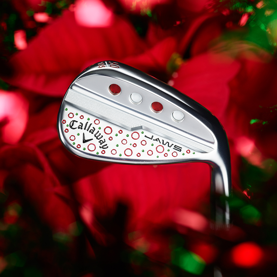 """Tour Limited """"Candy Cane"""" Wedges - View 1"""