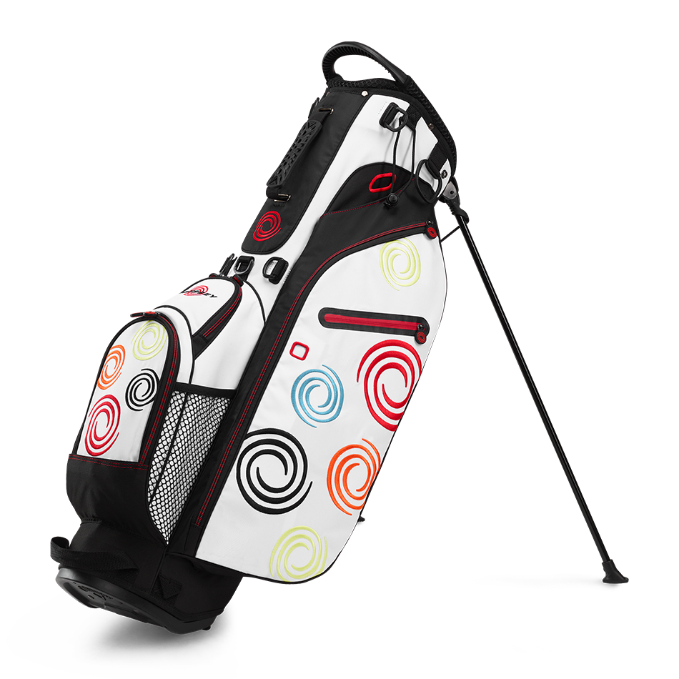Odyssey Super Swirl Double-Strap Stand Bag - Featured