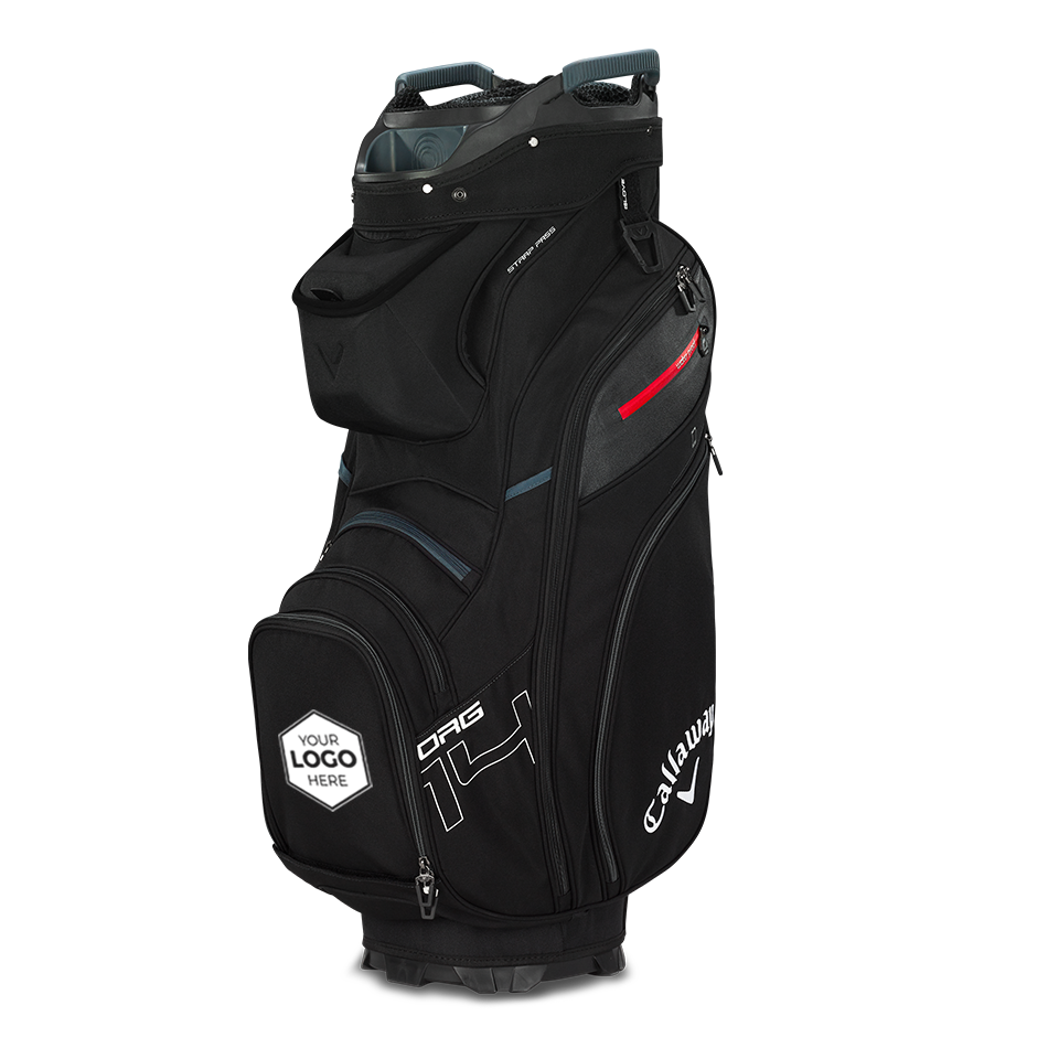 Org.14 Logo Cart Bag - Featured