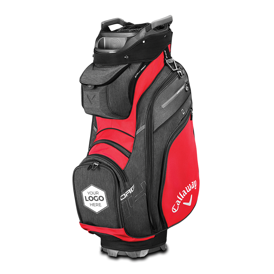 Org.14 Logo Cart Bag - View 1
