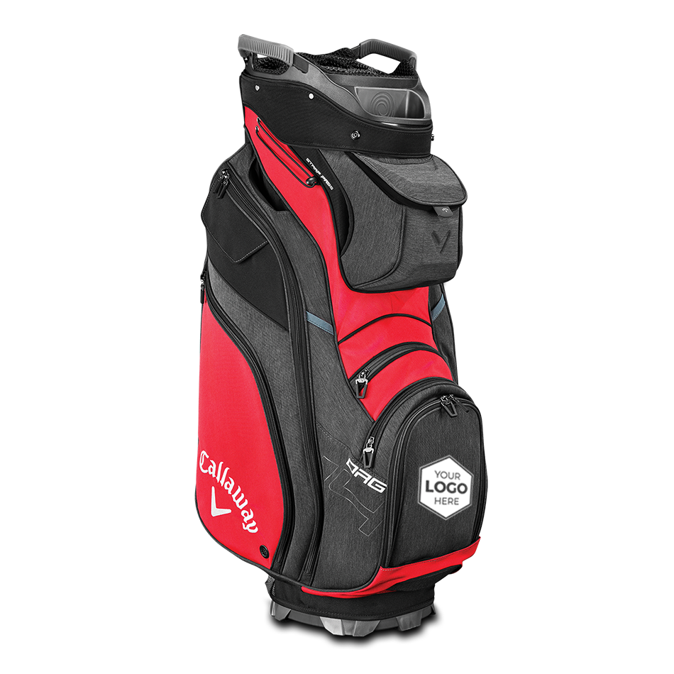 Org.14 Logo Cart Bag - View 2