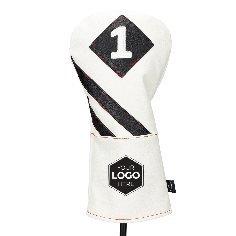 Vintage Driver Logo Headcover - Featured