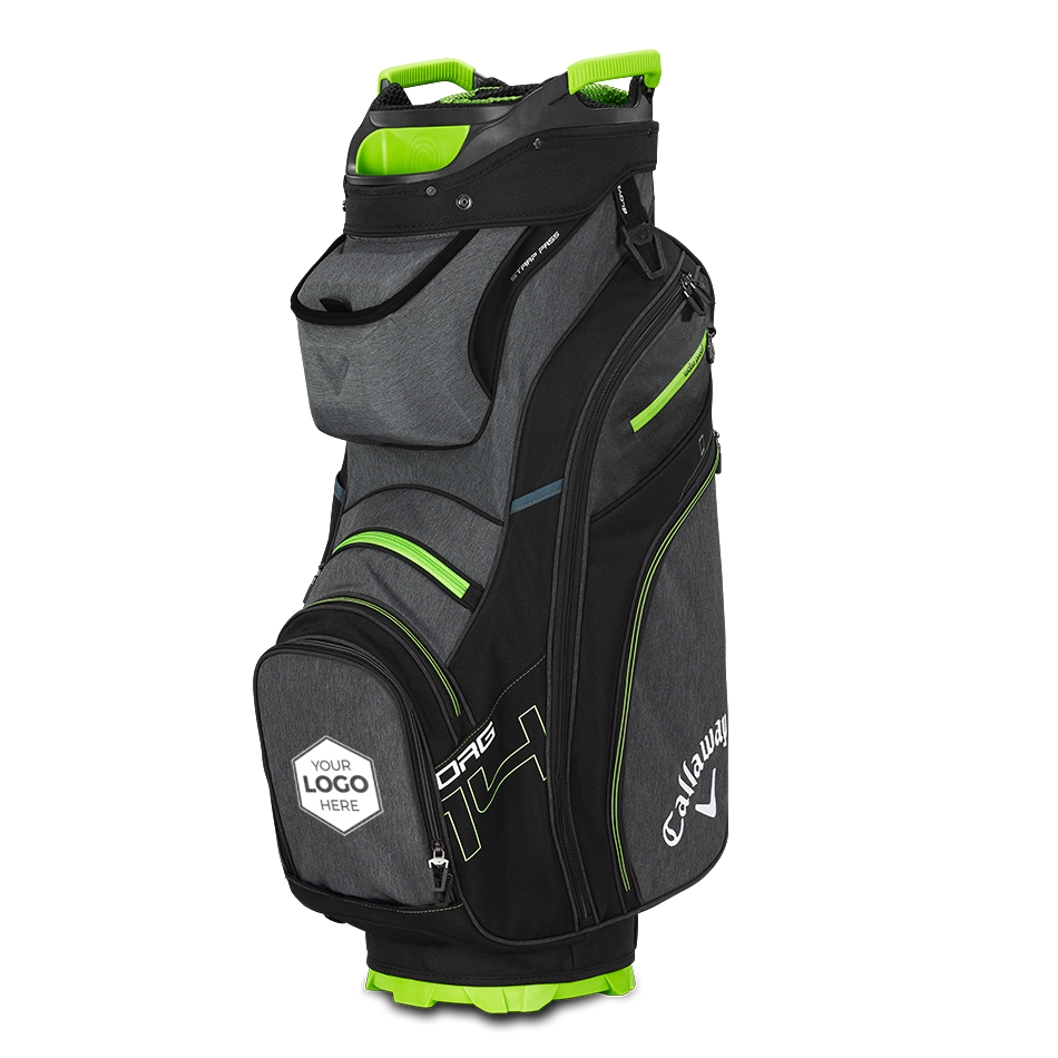 Org. 14 Epic Flash Edition Logo Cart Bag - Featured