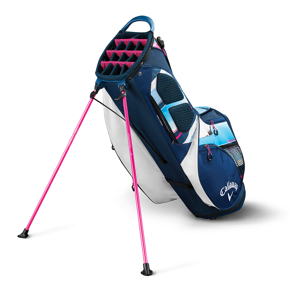 Fusion 14 Logo Stand Bag - View 2