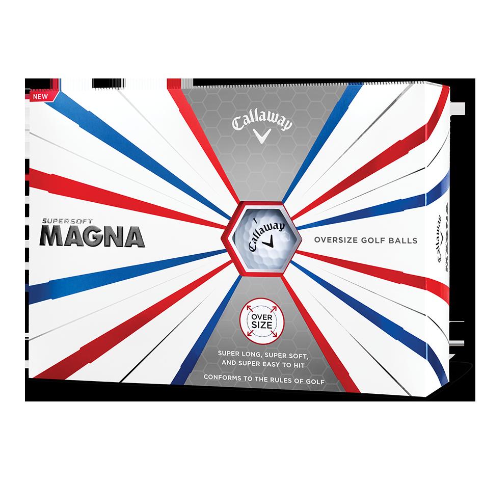 Supersoft Magna Logo Golf Balls - Featured