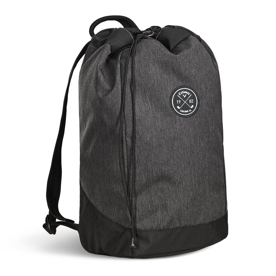 Clubhouse Drawstring Backpack - Featured