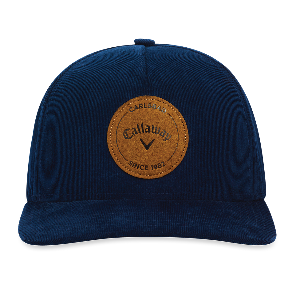 Corduroy Logo Hat - View 3
