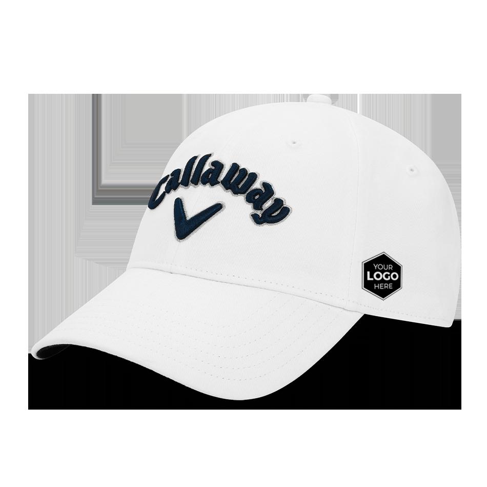 Heritage Twill Logo Hat