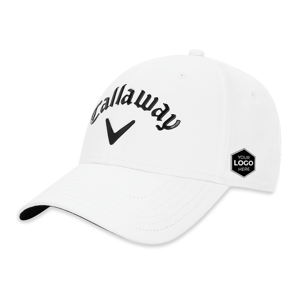 Liquid Metal Logo Cap - Featured
