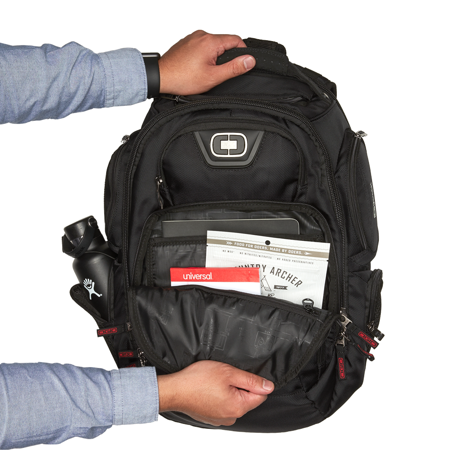 Gambit Laptop Backpack - View 8