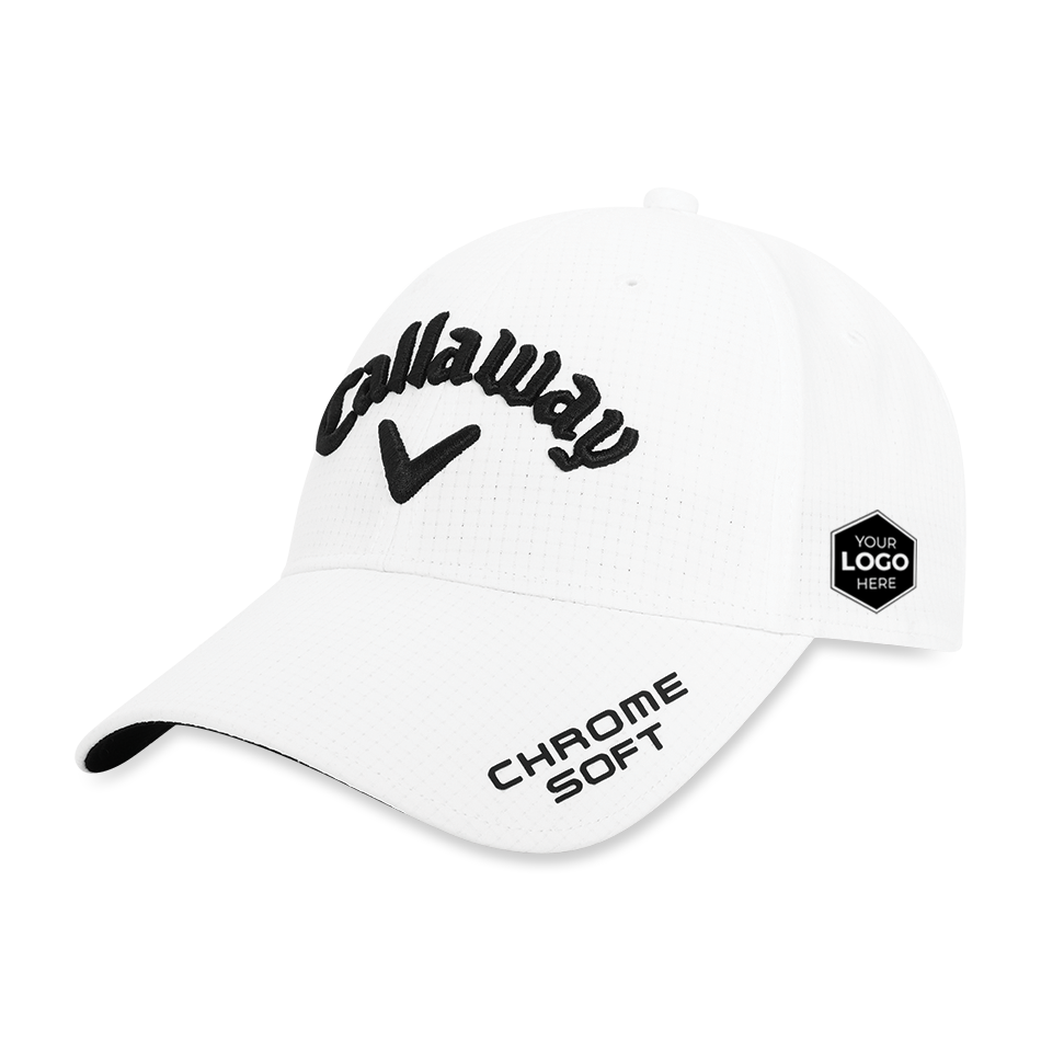 Performance Pro Junior Logo Cap - View 1