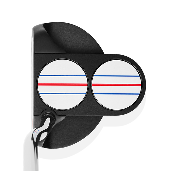 Triple Track 2-Ball Putter