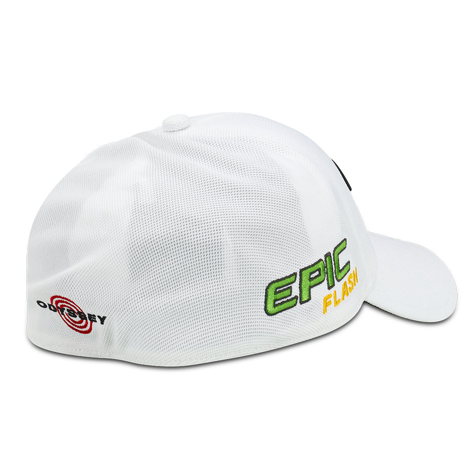 Tour Authentic Seamless Fitted Cap - View 2