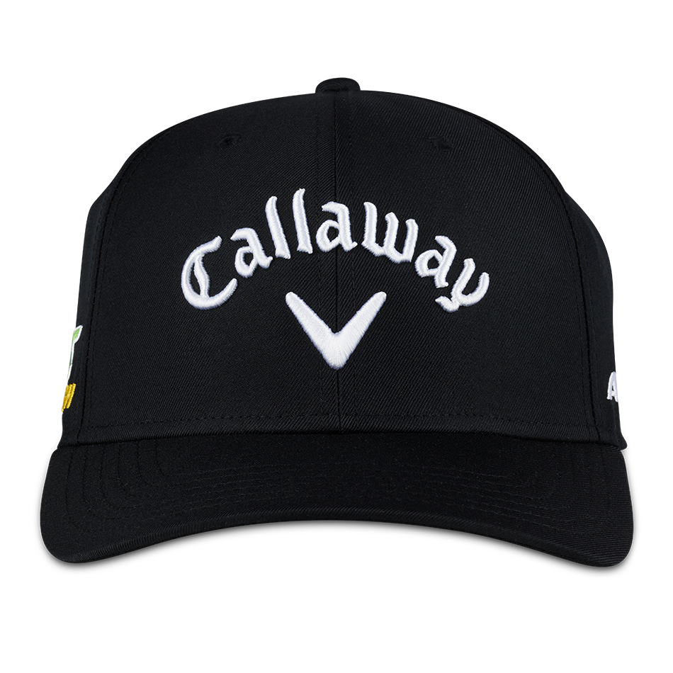 Tour Authentic High Crown Cap - View 3