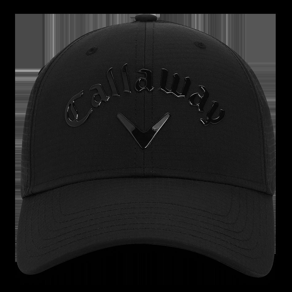 Liquid Metal Logo Cap - View 2