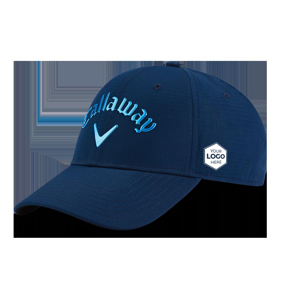 Liquid Metal Logo Cap - View 1