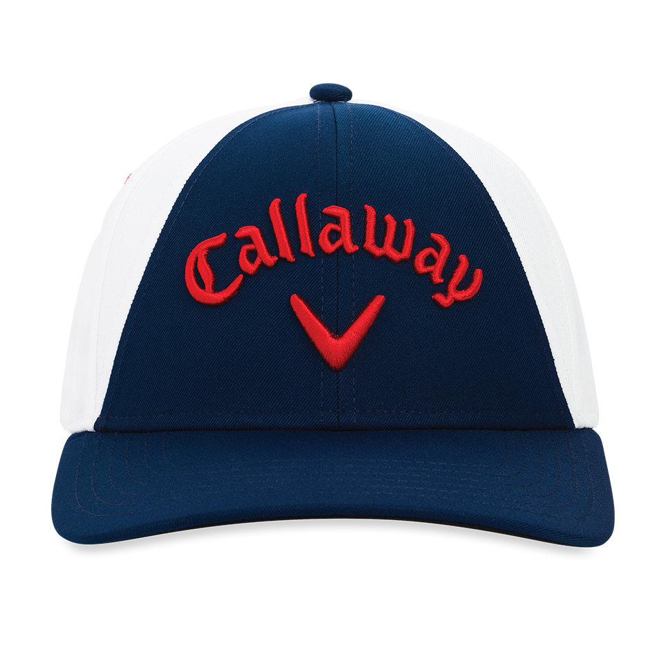 Ball Park Logo Cap - View 3