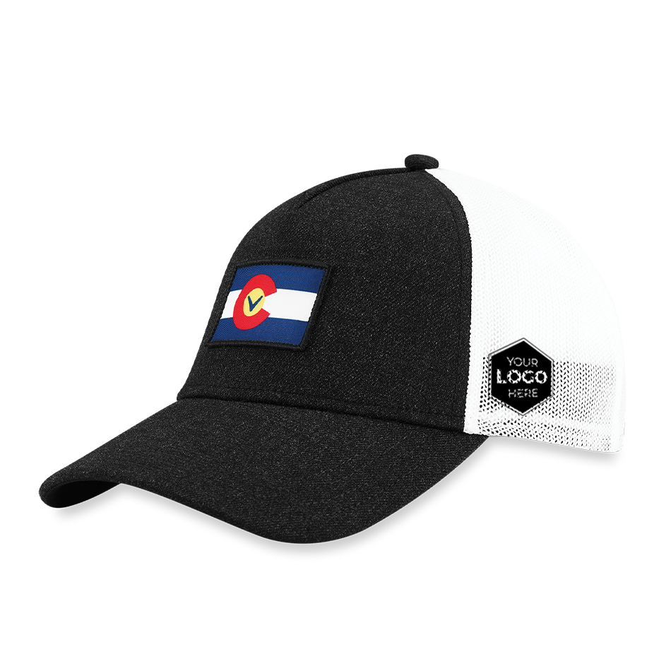 Colorado Trucker Logo Cap - Featured
