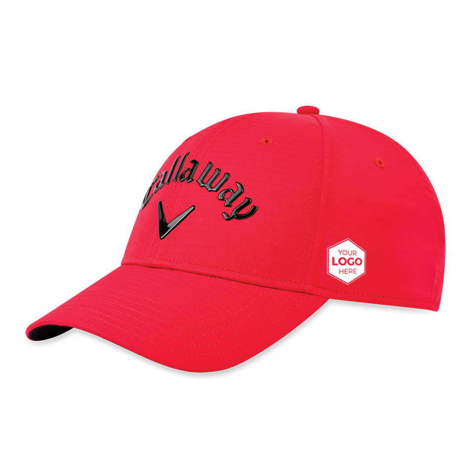 Liquid Metal Logo Cap - View 1