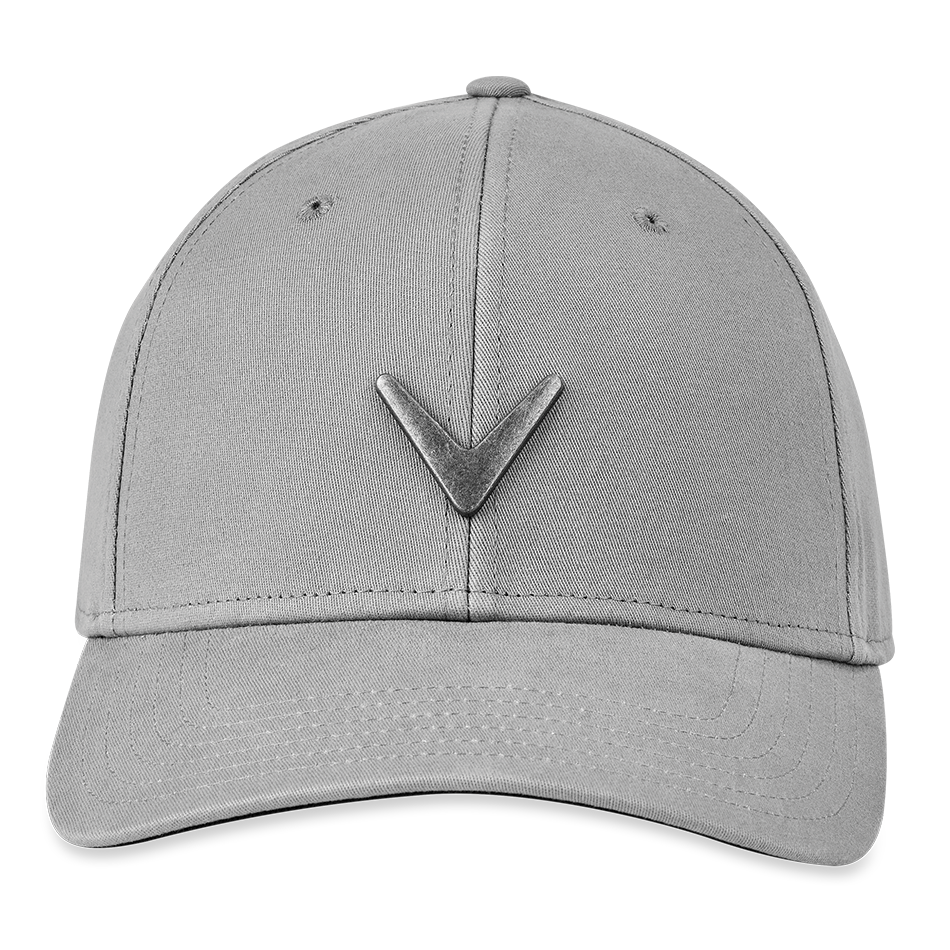 Metal Icon Logo Cap - View 3