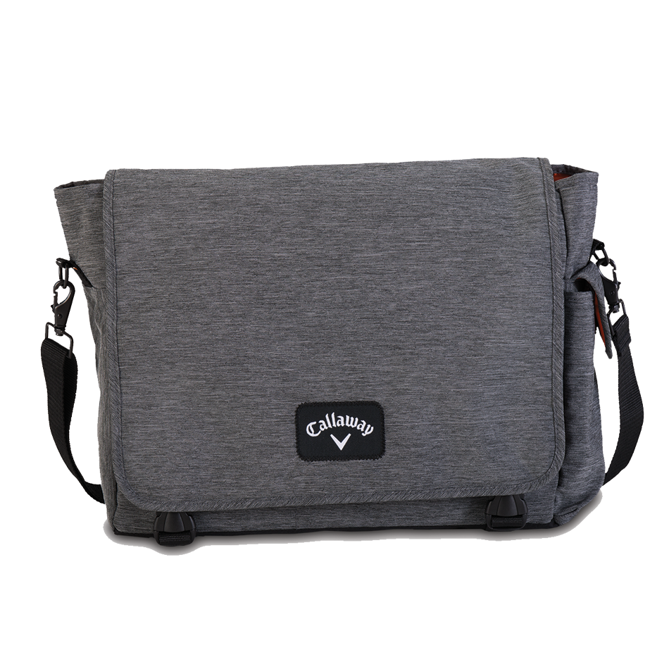 Clubhouse Messenger Bag - Featured