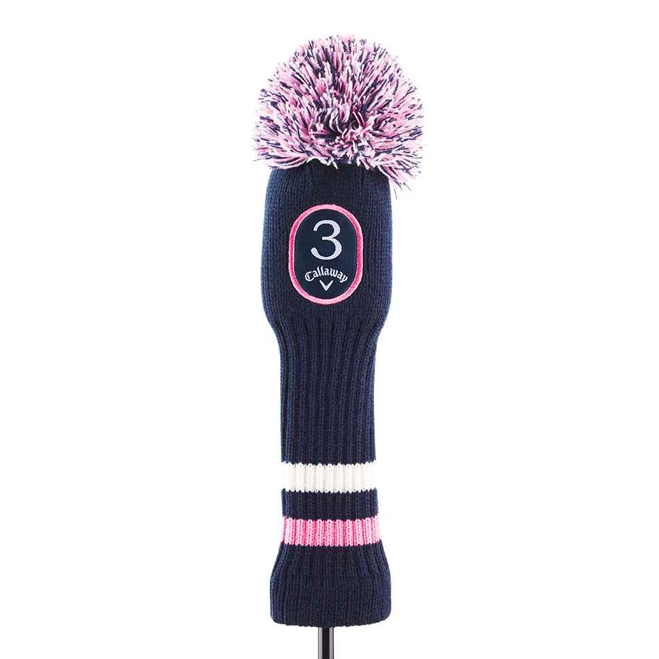 Uptown Pom Pom Fairway Headcover