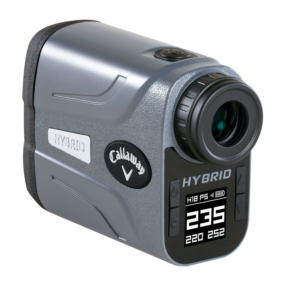 Hybrid Laser/GPS Rangefinder - Featured
