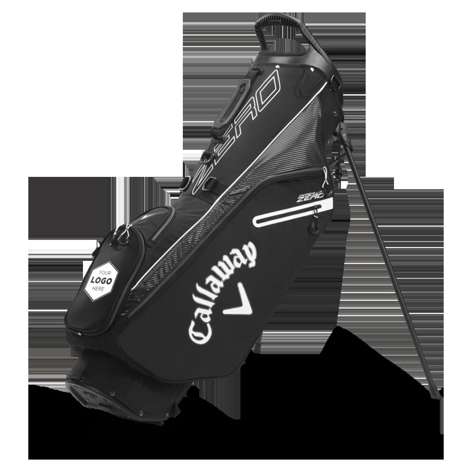 Hyperlite Zero Single Strap Logo Stand Bag