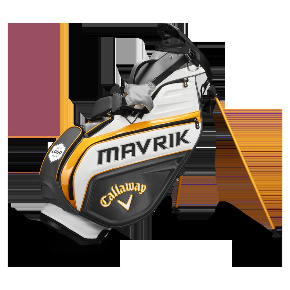 MAVRIK Staff Single Strap Logo Stand Bag