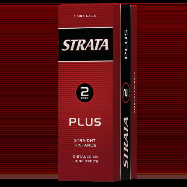Strata Plus Golf Balls - View 2