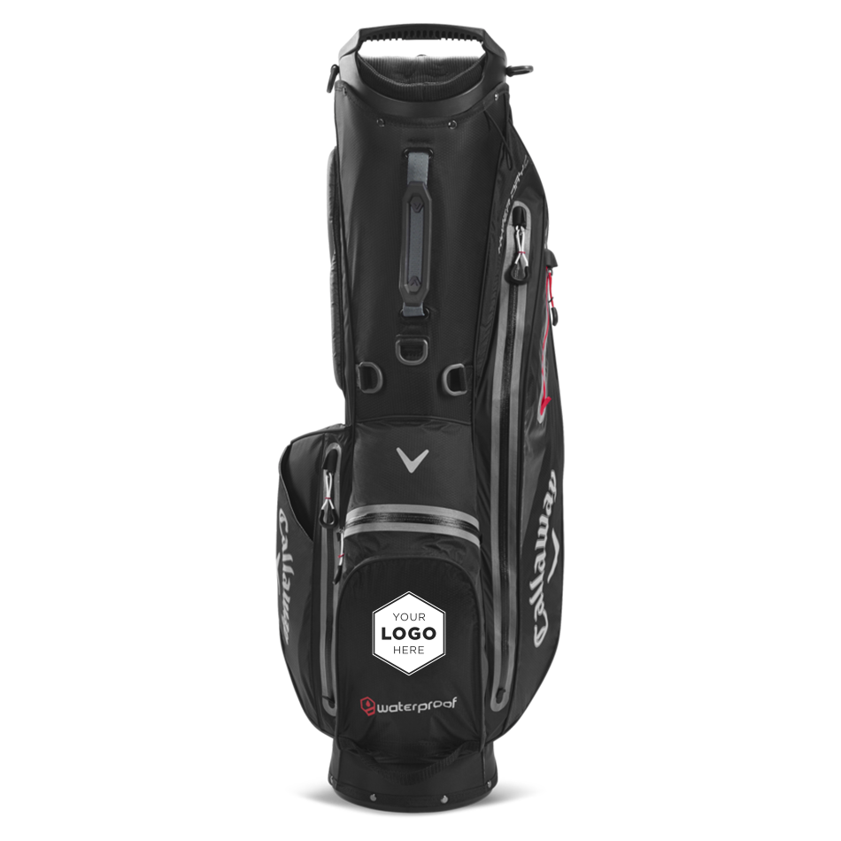 Hyper Dry C Double Strap Logo Stand Bag - View 3