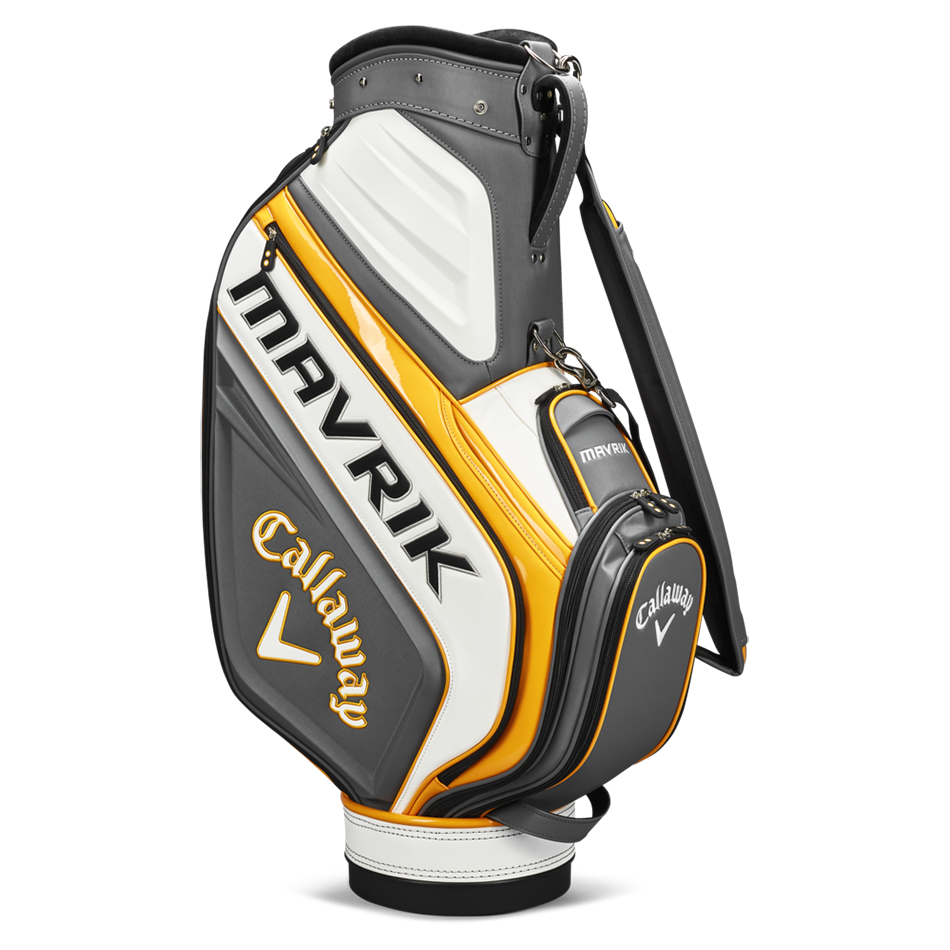MAVRIK Mini Staff Logo Bag - View 2