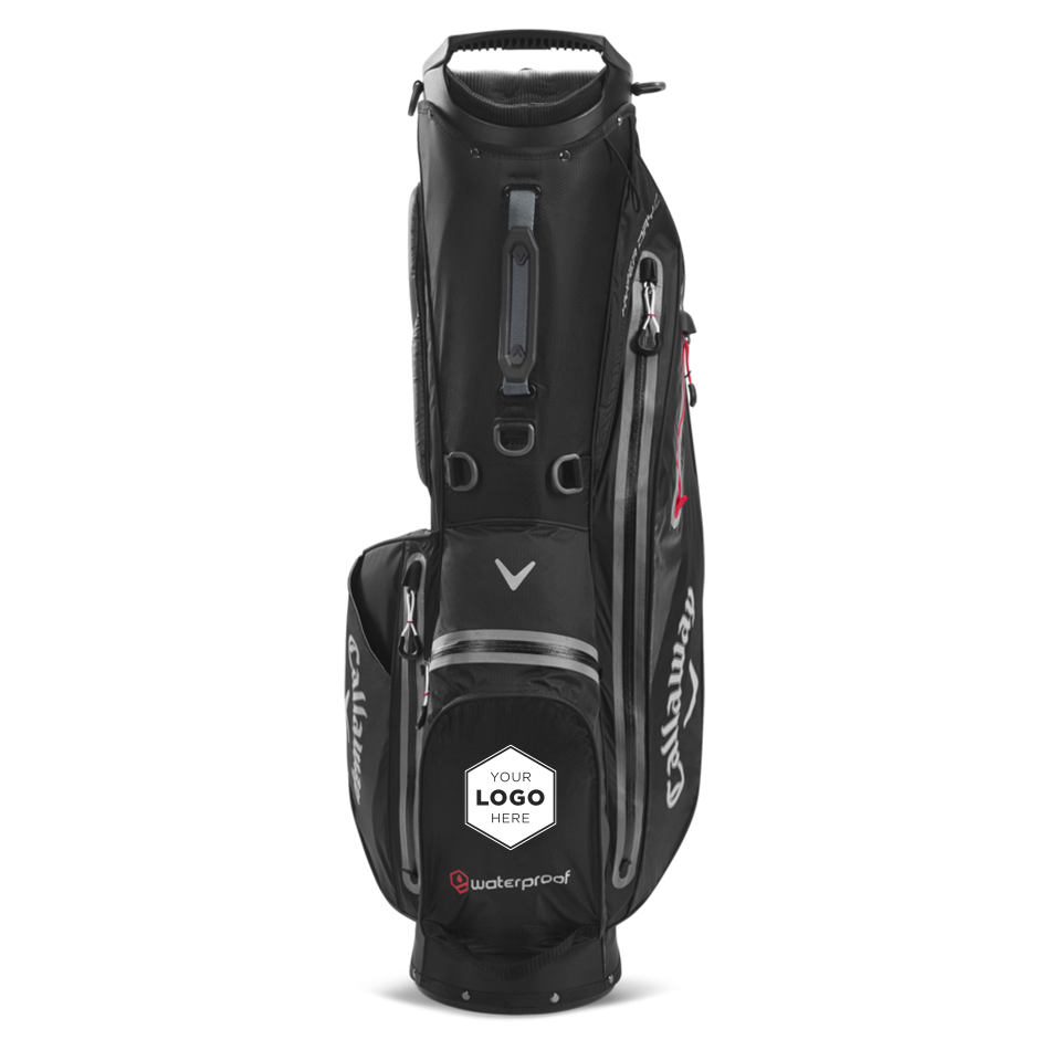 Hyper Dry C Single Strap Logo Stand Bag - View 3
