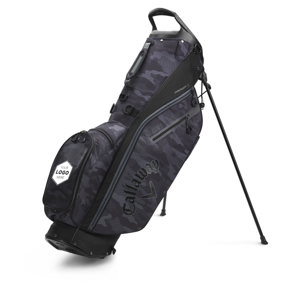 Fairway C Double Strap Logo Stand Bag - View 1