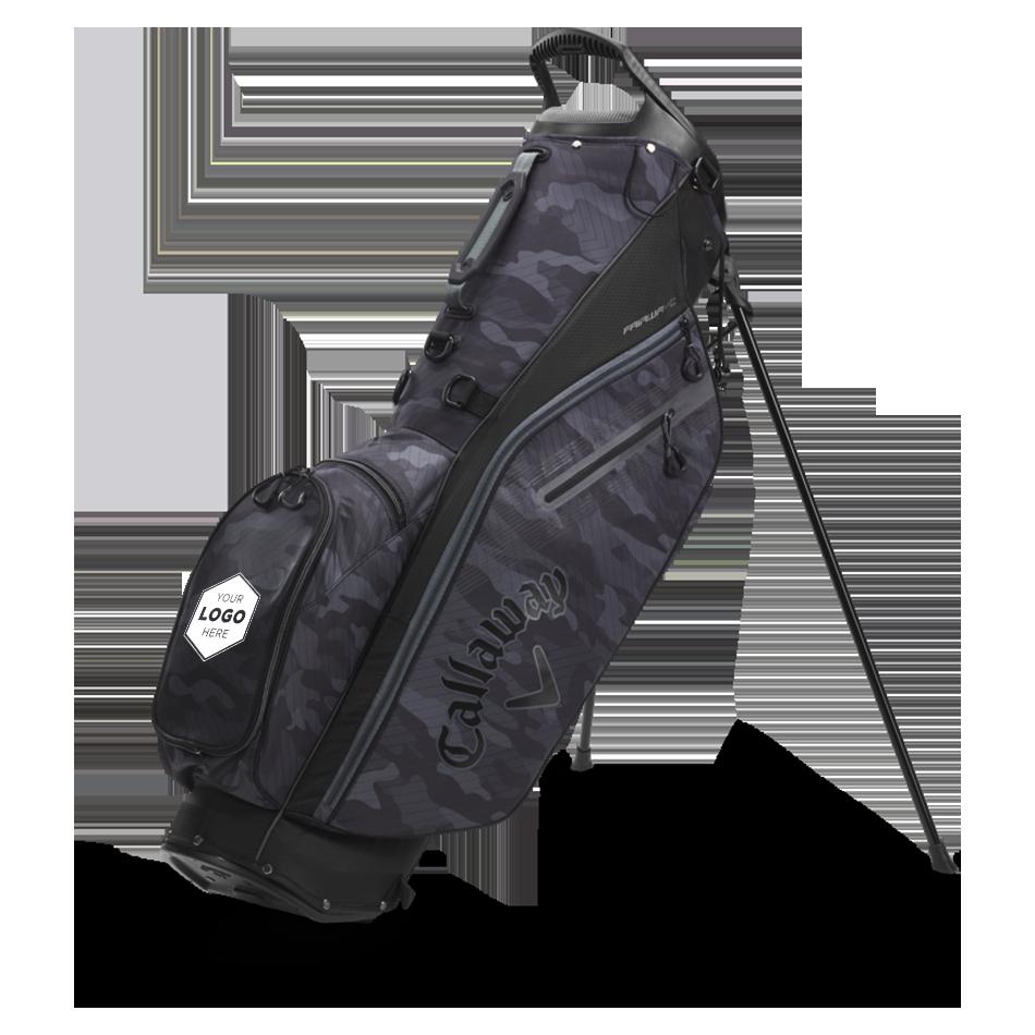 Fairway C Double Strap Logo Stand Bag