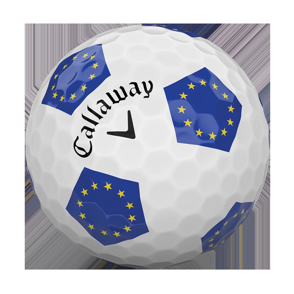 Chrome Soft European Truvis 18 Golf Balls - View 4