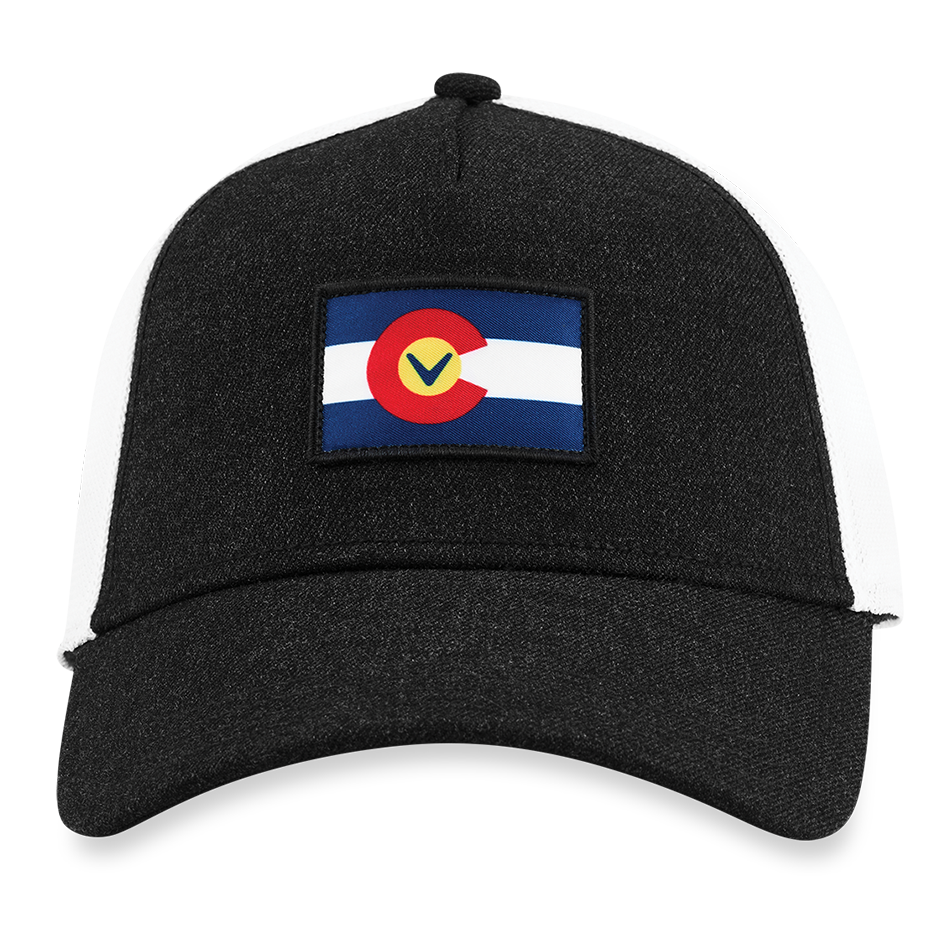 Colorado Trucker Logo Cap - View 3