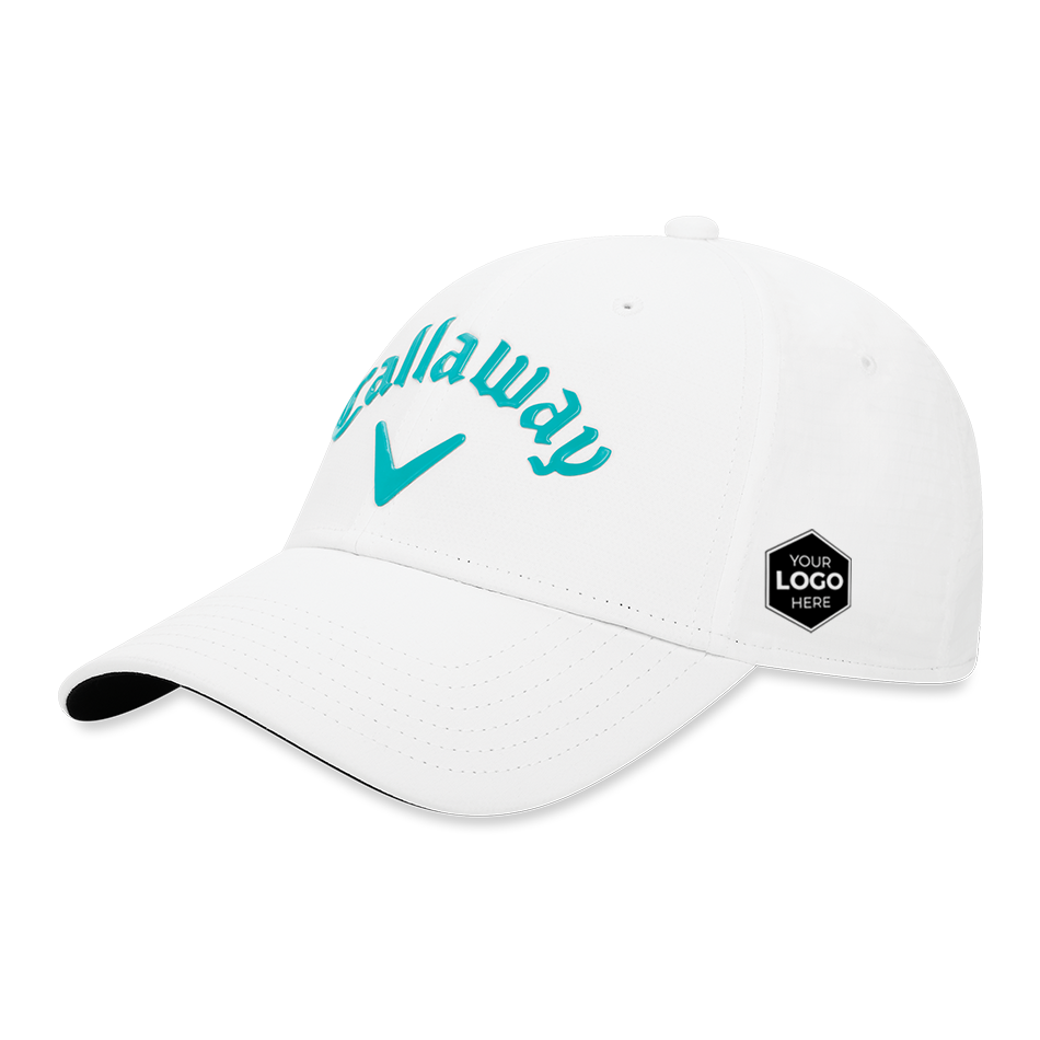 Women's Liquid Metal Logo Cap - View 1
