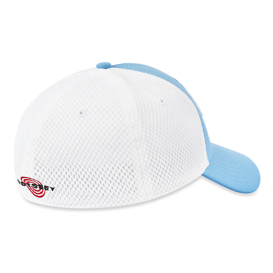 Mesh Fitted Logo Cap - View 2