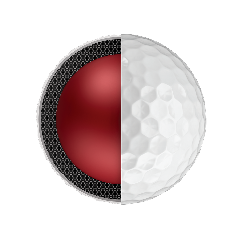 Chrome Soft 18 Golf Balls - View 4