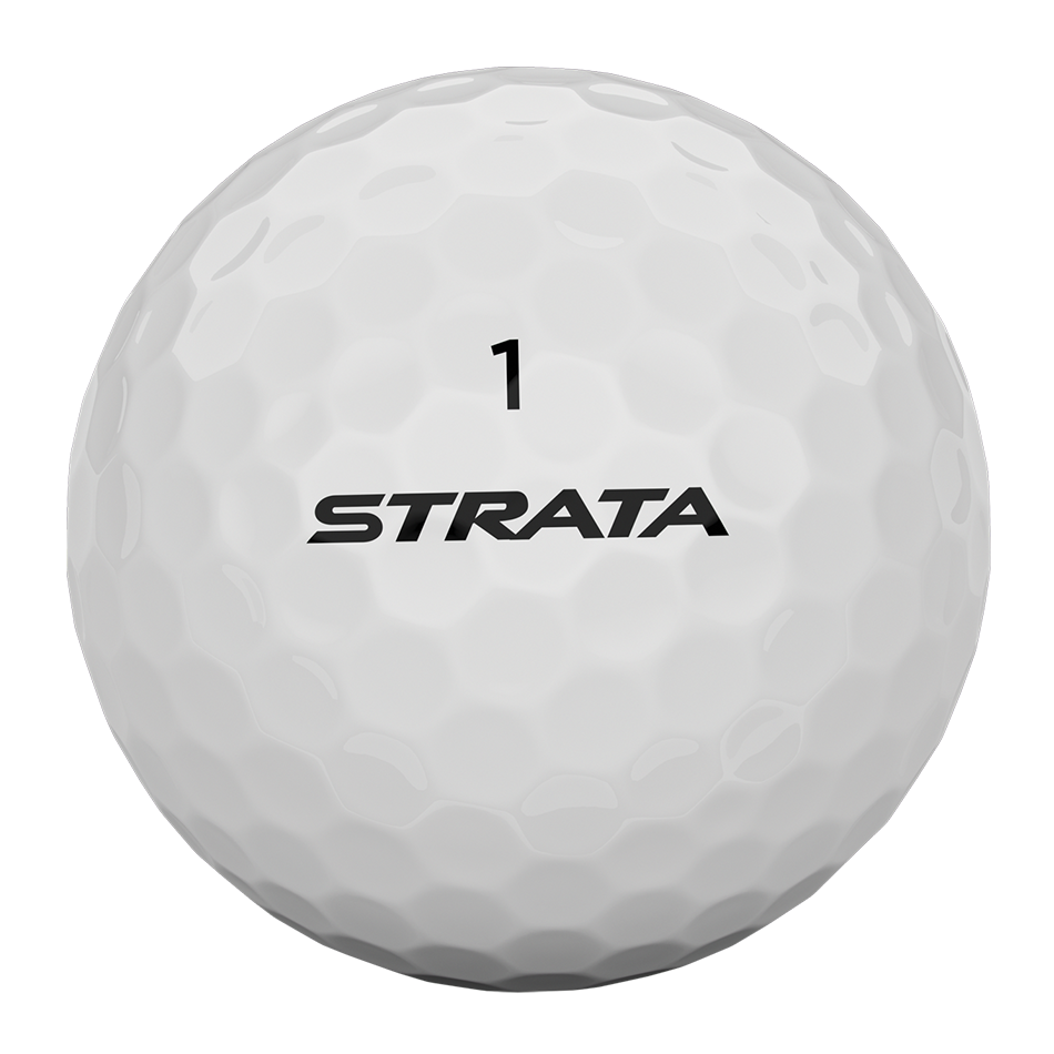 Strata Eagle Golf Balls - View 3