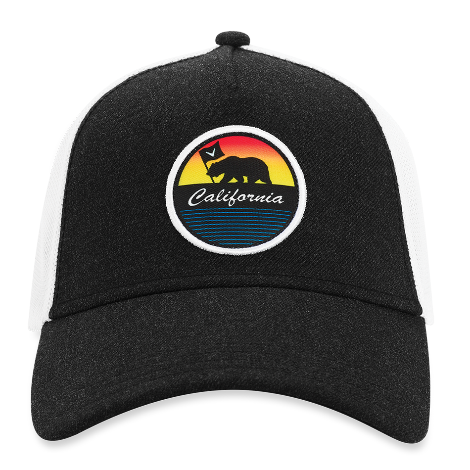 Cali Trucker Cap - View 3