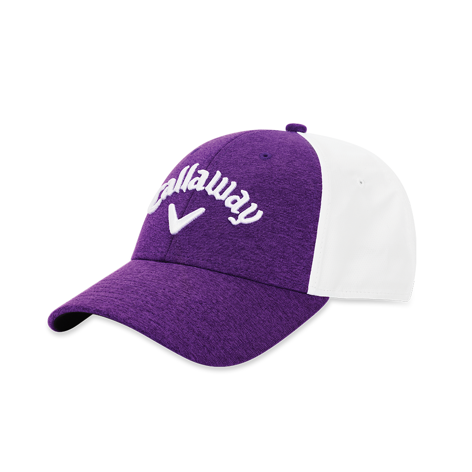 Women's Heathered Cap - View 1