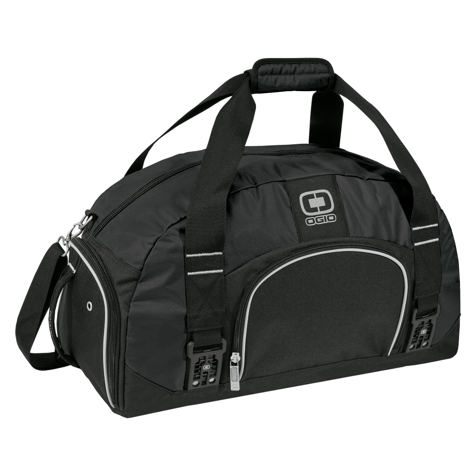 Big Dome Gym Bag - Featured