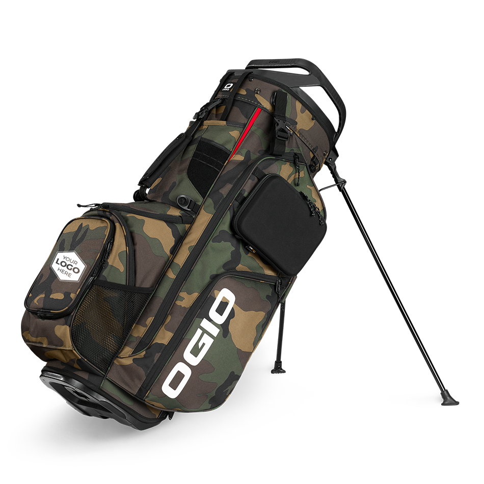 Alpha Convoy 514 RTC Logo Stand Bag - View 1